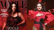 Aparecer en la portada de Vogue y otros éxitos conseguidos por Rosalía