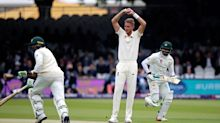 England vs Pakistan, first Test day two latest: live score updates