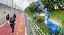New 3.5km cycling, jogging path links East Coast Park to Changi Airport