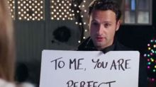 'Walking Dead' Star Andrew Lincoln Admits His 'Love Actually' Character 'Is a Stalker'