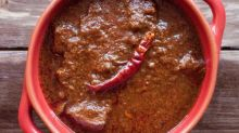 In my search for an authentic Indian curry, I misjudged the vindaloo