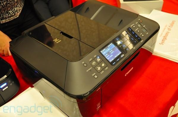 Canon PIXMA MX882 hands-on: an all-in-one with superpowers