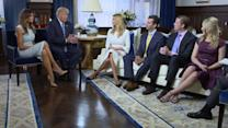 Trump Family Opens Up About Effects of Election