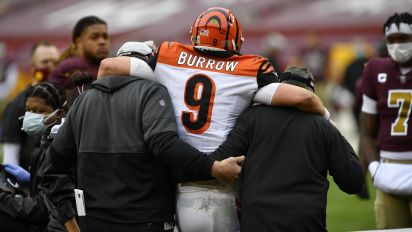 Burrow's injury sends clear message to teams