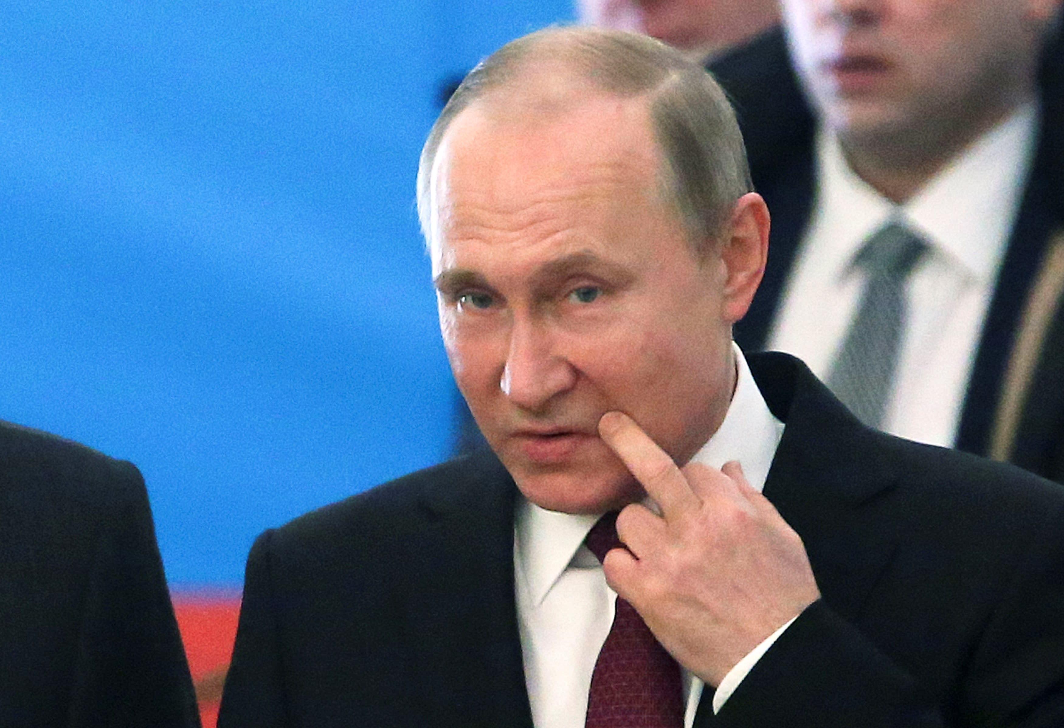 As Putin Threatens U.S. With 'Satan 2' Nuke, Trump Says He Doesn't Want An Arms Race