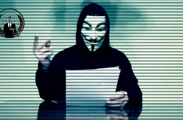 Anonymous declares 'total war' on Donald Trump