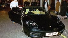 Ex-David Beckham Ferrari 360 expected to sell for almost £100,000