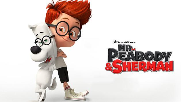 Preview Of Hollywood Movie Mr Peabody And Sherman