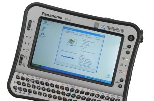 Panasonic's Toughbook CF-U1 gets reviewed