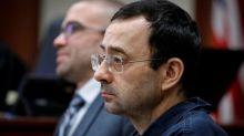 Coach tells ex-USA gymnastics doctor Nassar in court to 'go to hell'