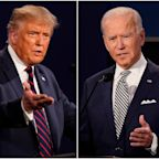 Trump-Biden debate: Snap poll gives clear double-digit victory to Democrat