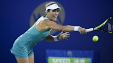 Johanna Konta's hard-court woes continue as she loses tight three-setter to world No 37