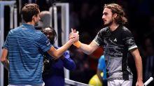 'Chemistry isn't the best': Tsitsipas gets revenge in tennis' new rivalry