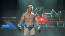 Ken Shamrock wants to prove he's not just a wrestling nostalgia act