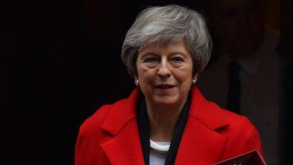 U.K. prime minister pulls Brexit vote