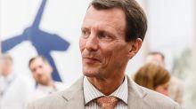 Prinz Joachim erholt sich nach Operation