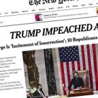 An unprecedented impeachment