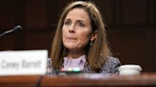 Amy Coney Barrett struggles to name all five freedoms protected by First Amendment