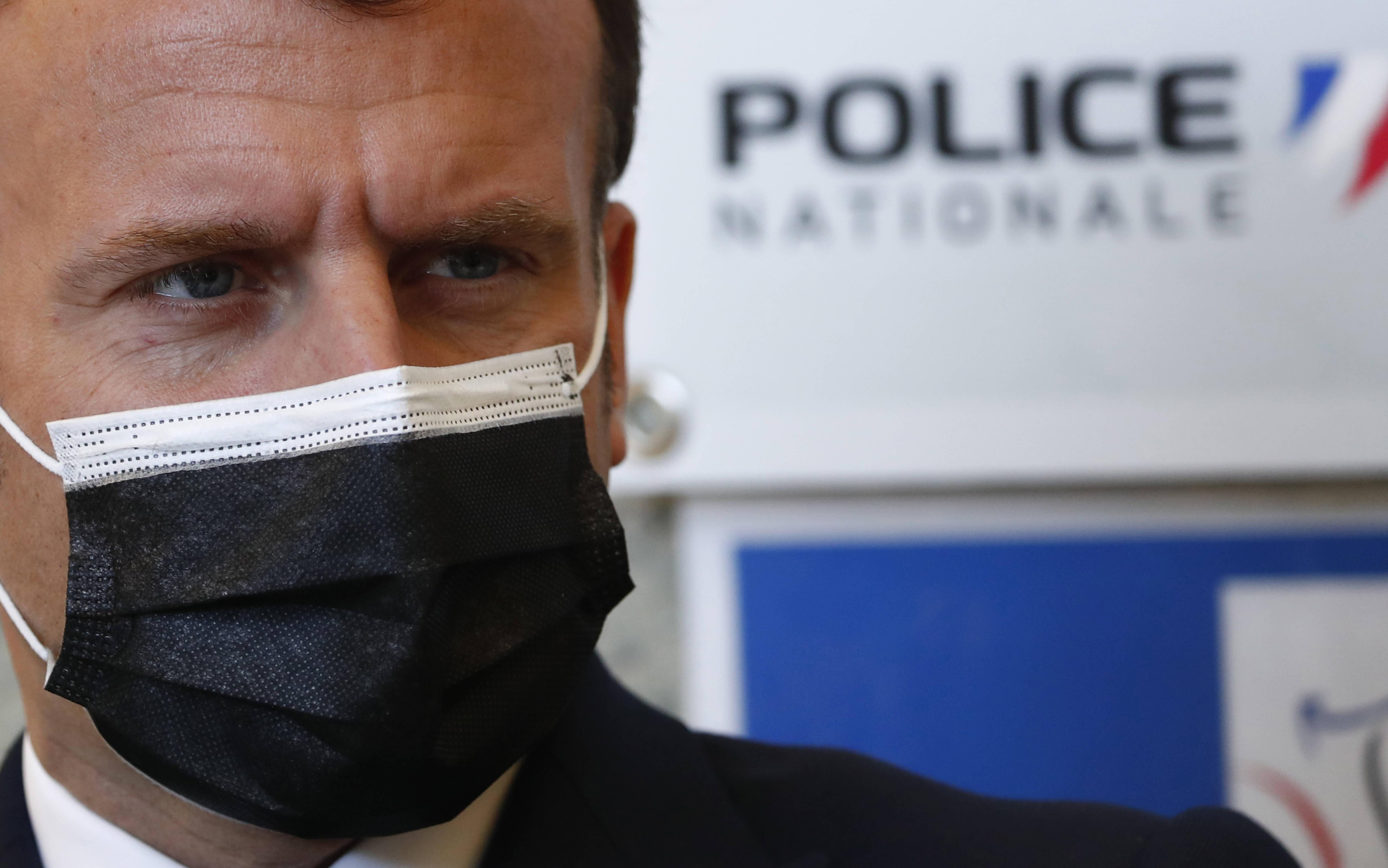 Macron et la sécurité: «Ce n'est pas sur l'économie qu'il sera jugé, c'est sur le régalien»
