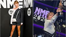 El surrealista look de Taylor Swift en los NME Awards 2020