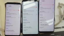 Samsung's updating the Galaxy S8 software to eliminate red screens