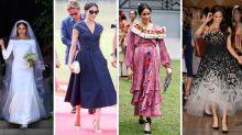 Dressing 2018 de Meghan Markle : les tenues les plus chères de la duchesse
