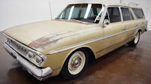 This 1963 AMC Rambler Wagon 770 Cross Country LS Is A Goldmine