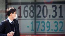 Japan shares reach 10-week high, look past Sino-U.S. tension