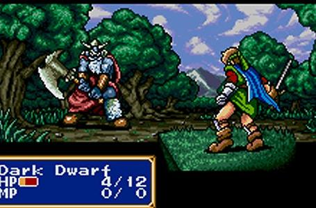 Original Shining Force now available on App Store