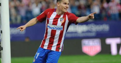 Foot - ESP - Atlético - La paire Griezmann-Gameiro de retour face à Séville, 7 Français titulaires