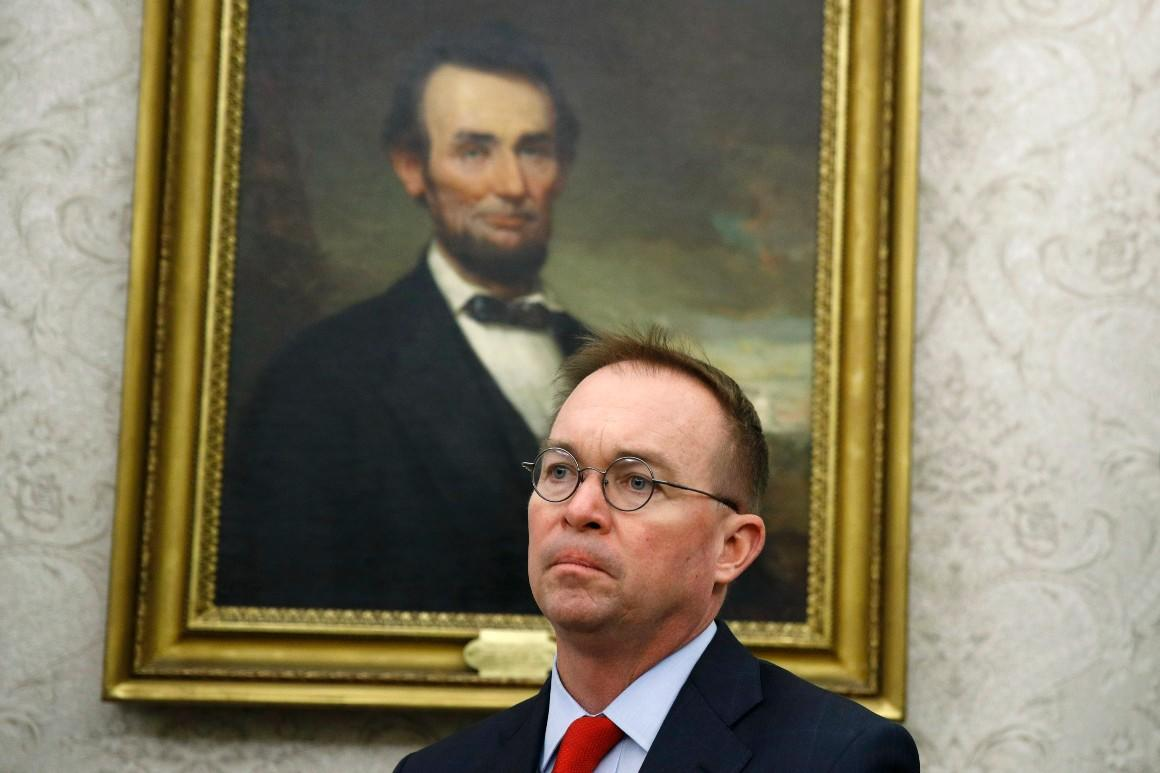 Mulvaney: 'You can absolutely guarantee a peaceful transition of power' if Trump loses