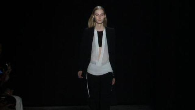 Style.com Fashion Shows - Narciso Rodriguez: Spring 2013 Ready-to-Wear