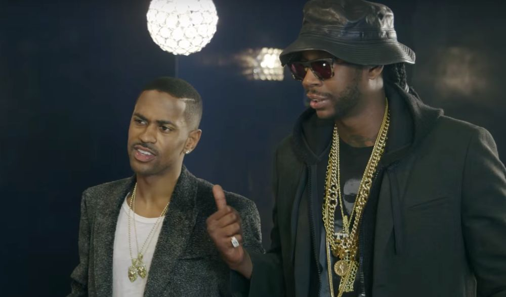 "Big Sean and 2 Chainz Unite on ""Light It Up"""