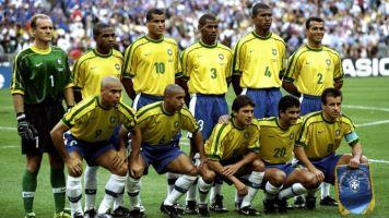 Esta fue la alineación de Brasil en la final del Mundial de Francia 1998