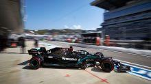 俄羅斯GP自由練習三Hamilton殺上榜首