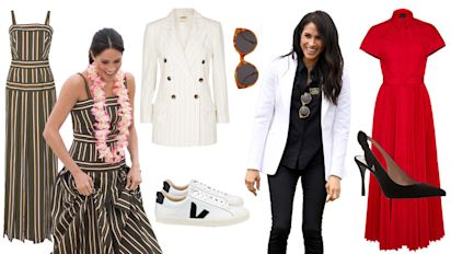 Meghan Markle's royal tour wardrobe buys that are still in stock