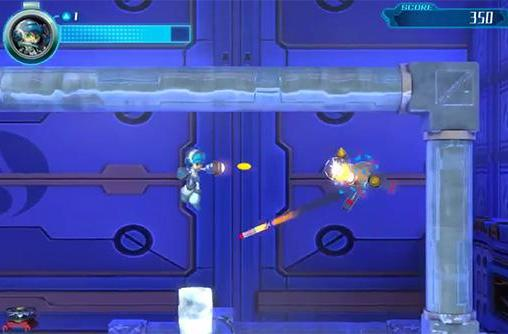New Mighty No. 9 footage is ready to rock, man