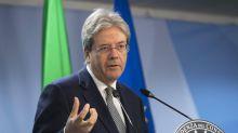 """Clima, Gentiloni: """"Previsti 175 miliardi per la strategia energetica"""""""