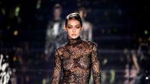 Gigi Hadid & Kendall Jenner's Naked Looks Will Make You Rethink Bras