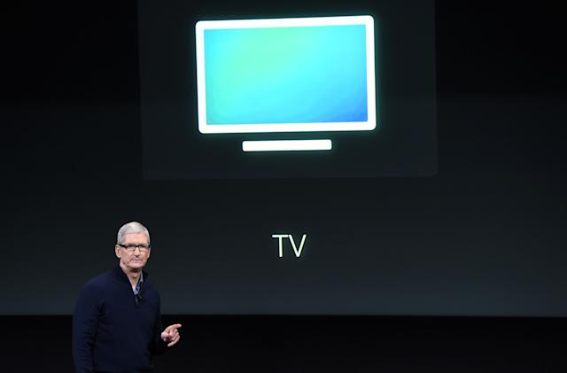 Apple's TV app gets live and on-demand shows with PS Vue integration