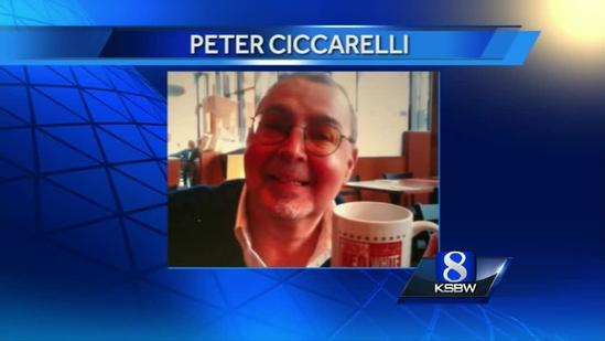 Gilroy Garlic Festival's Peter Ciccarelli dies