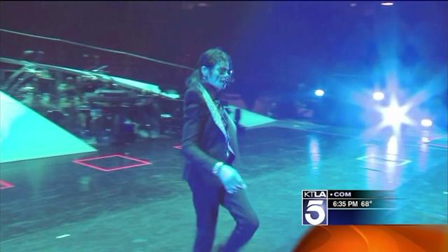 AEG Execs Face Questions About Michael Jackson`s Death