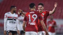 River Plate vence a San Pablo y avanza a octavos de final de Libertadores; clasifican Racing Club, Flamengo y Palmeiras