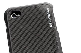 Giveaway: Two new Element carbon-fiber iPhone 4 cases