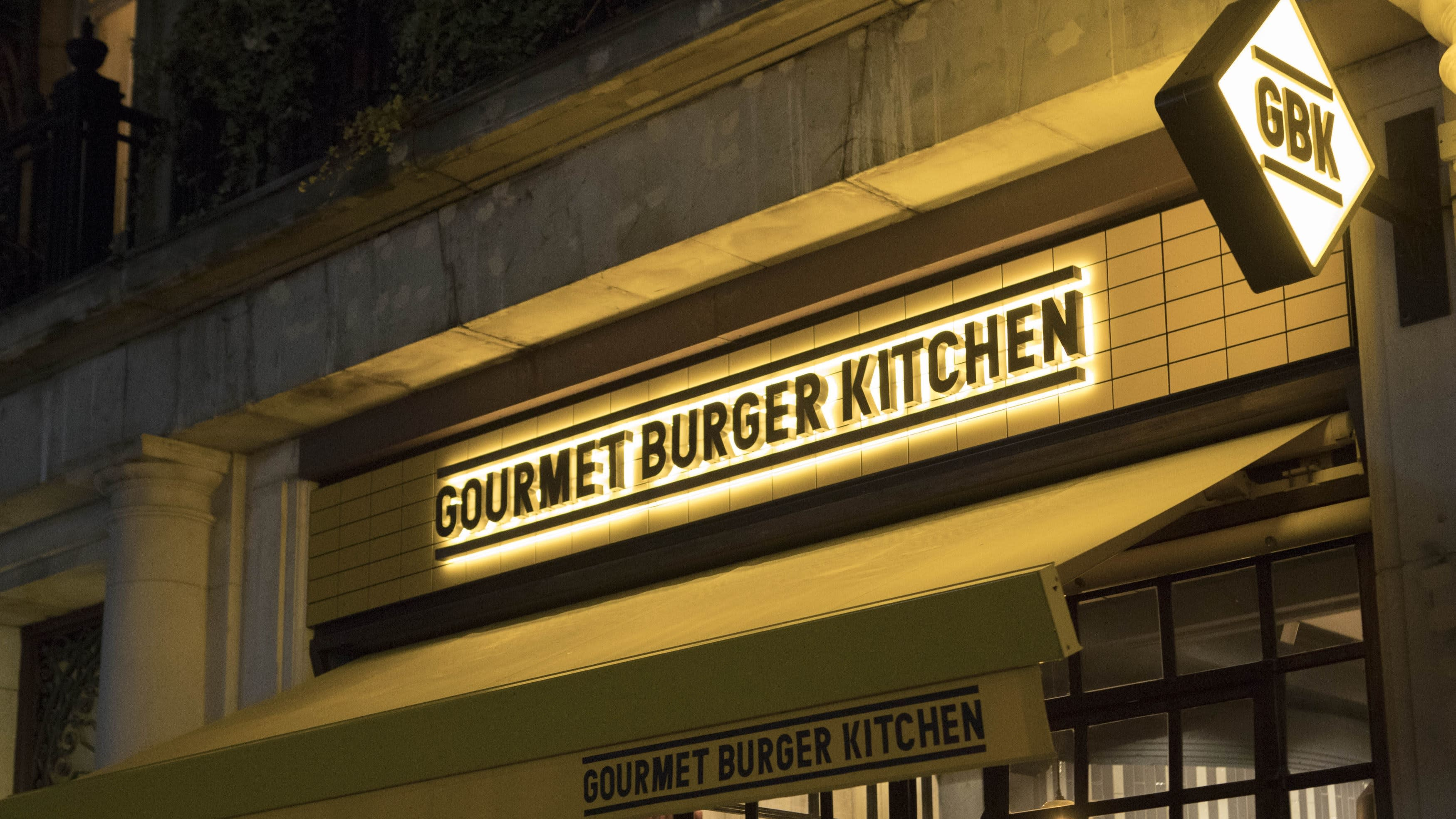 Gourmet Burger Kitchen losses weighed down by raft of restaurant closures - Yahoo Finance UK