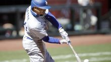 Mookie Betts ignites Dodgers in dominating doubleheader sweep of Giants