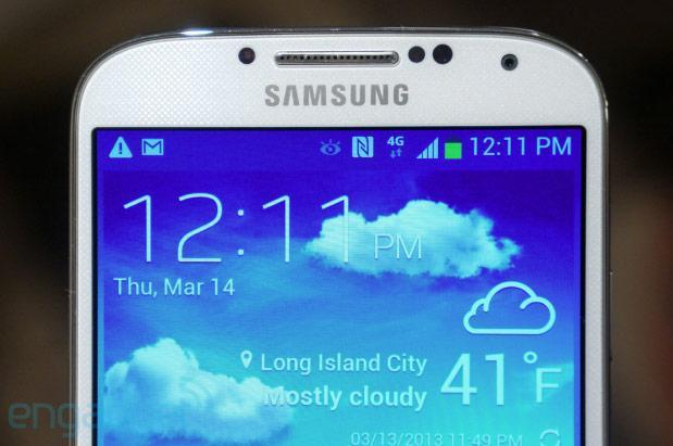 Samsung Galaxy S 4 gets April 26th UK release date, pre-orders start March 28th