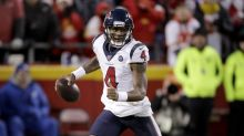 Deshaun Watson signs four-year, $156 million extension with Texans