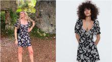 Chiara Ferragni agota un vestido de Zara que es perfecto para el verano