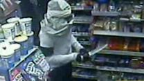 Across America: Clerk scares off would-be robber